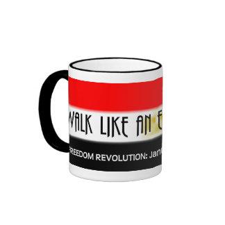 Walk Like An Egyptian: Free - Mug