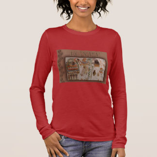 Walk like an Egyptian Long Sleeve T-Shirt