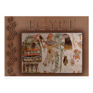Walk like an Egyptian Postcard