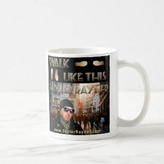 Walk Like This by Skyler Rayner Coffee Mug