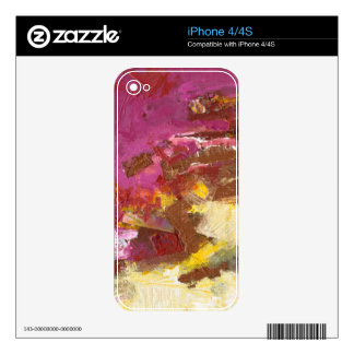 Walk me Through It iPhone 4S Decal