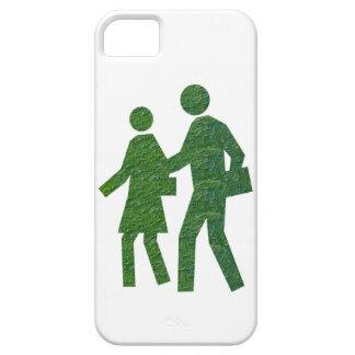 Walk n Talk GREEN Environment nvn40 navinJOSHI iPhone 5 Covers