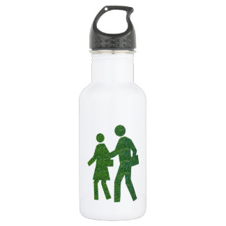 Walk n Talk GREEN Environment nvn40 navinJOSHI Water Bottle