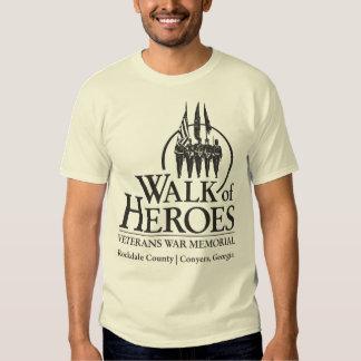 Walk of Heroes T-Shirt