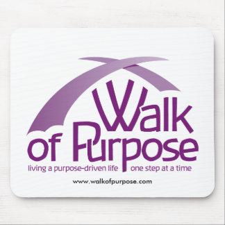 Walk of Purpose Mousepad