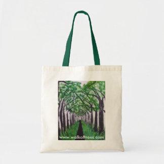 Walk of Trees, Tote Bag