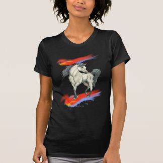 Walk on Fire Arabian Horse T-shirt