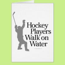 Walk On Water Card