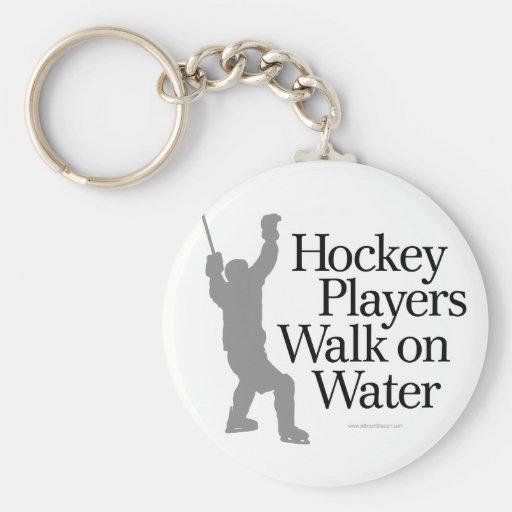 Walk On Water Key Chain