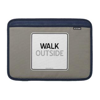 WALK OUTSIDE MacBook AIR SLEEVE
