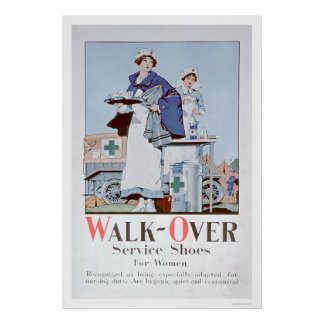 Walk-Over Service Shoes (US00099) Print