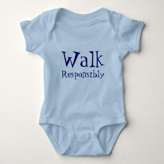 Walk Responsibly T Shirt