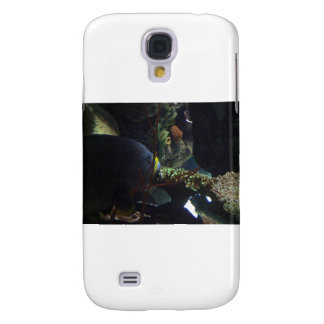 Walk Softly and Carry a Big Fish Galaxy S4 Cover
