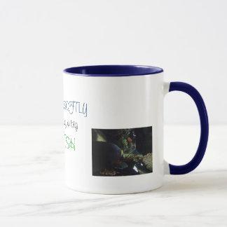 Walk Softly and Carry a Big Fish Mug