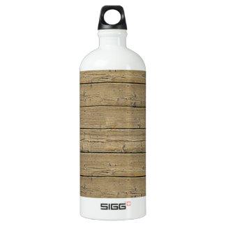 Walk the Plank Aluminum Water Bottle