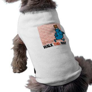 Walk This Way Dog Tshirt