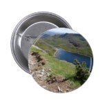 Walk To Snowdon The Highest Mountain In England An 2 Inch Round Button