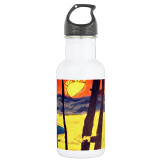 Walk to the Beach - Water Bottle