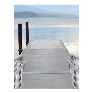 Walk to the Lake Letterhead