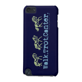 Walk Trot Canter Horses iPod Touch 5G Cover