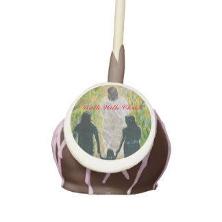 Walk With Christ Chocolate Cake Poppers Cake Pops