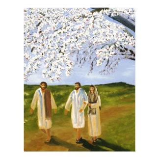 Walk With Jesus Letterhead