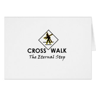 Walk with Jesus - Office and Apparrel items Card