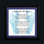 """Walk with me Mama Gift Box<br><div class=""""desc"""">Mama&#39;s Day with Me Poem</div>"""