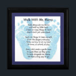 "Walk with me Mama Gift Box<br><div class=""desc"">Mama&#39;s Day with Me Poem</div>"