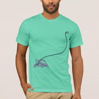 Walk Your Turtle tee shirt