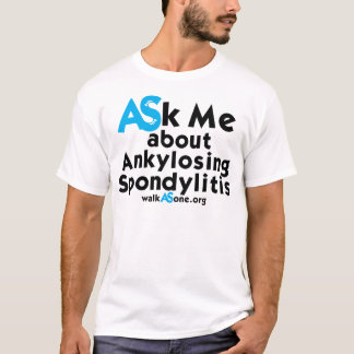 WalkASOne ASk Me design T-Shirt
