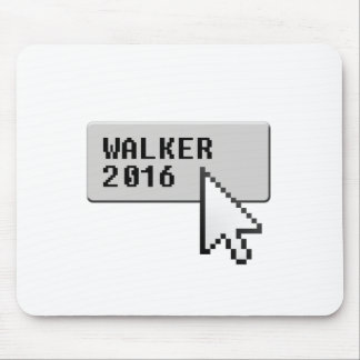 Walker 2016 Click and Choose for President Mouse Pad