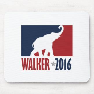 Walker 2016 Pro GOP Candidate Design Mouse Pad