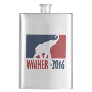 Walker 2016 Pro GOP Candidate Design Flasks