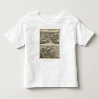 Walker, Ball residences Toddler T-shirt