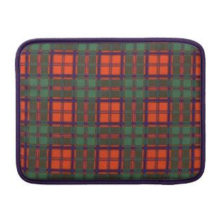 Walker clan Plaid Scottish kilt tartan MacBook Sleeve