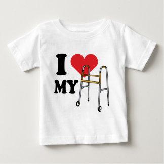 Walker Love Baby T Baby T-Shirt
