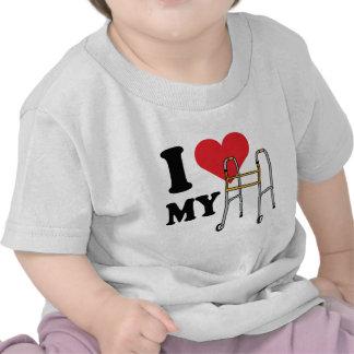 Walker Love Baby T Tee Shirt
