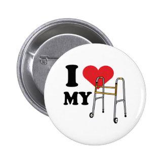 Walker Love Button