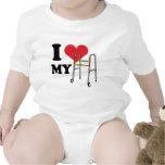 Walker Love Infant T Tee Shirts