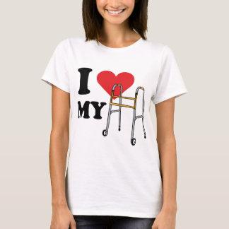 Walker Love Ladies T T-Shirt