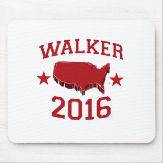 Walker Republican President for America 2016 Mousepads