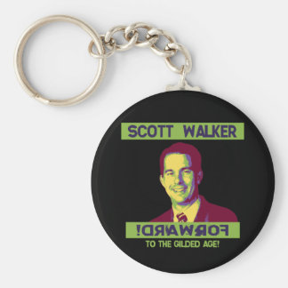 Walker, Scott - !DRAWROF Keychain