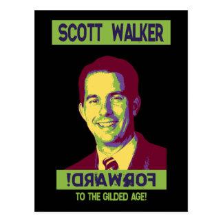 Walker, Scott - !DRAWROF Postcard