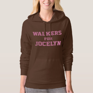 Walkers for Jocelyn Hoodie