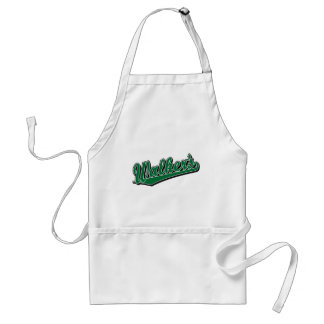 Walker's in Green Adult Apron