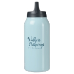 Walkers Pathways Exercise Insulated Water Bottle