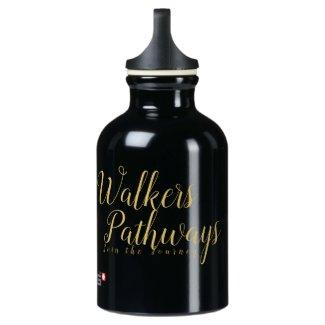 Walkers Pathways Join the Journey Aluminum Water Bottle