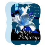 Walkers Pathways Join the Journey Invitation