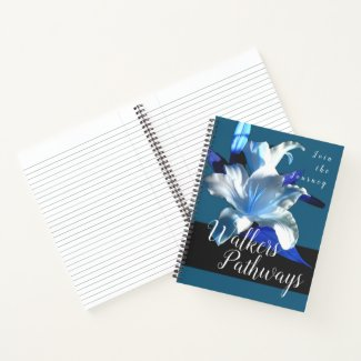 Walkers Pathways - Join the Journey Notebook